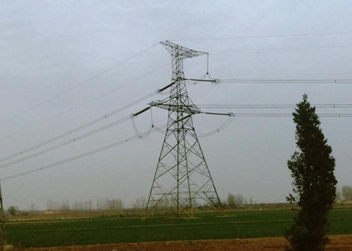 Best Price 132kv Steel Power Transmission Line Tower - Buy